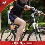 2015 ladies nylon black purple cycling shorts