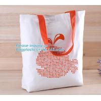 Logo Printed Eco-Friendly Cotton Canvas Bag,Beautiful printed canvas bag, OEM production canvas tote bag Pack, Pac, Pak