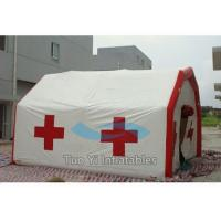 Movable Inflatable Rescue Tent Emergency Shelter Medical Air Inflated Tents