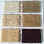 Solid twist pile 100%piece dyed Nylon carpet
