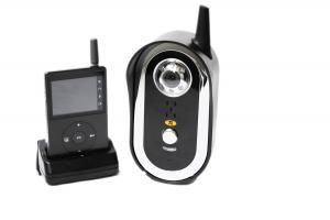 China Silver Villa Video Intercom Door Phone Wireless With 250M - 300M Distance on sale