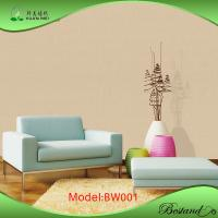 China XuanMei household cloth texture soundproof tv wall decor wallpaper on sale