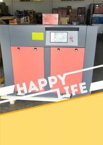 China Double Screw Type 15 Kw Direct Driven Air Compressor For Energy Saving on sale