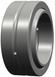 China Low Friction Thrust Spherical Plain Bearings / Spherical Plain Shaft Bearing on sale