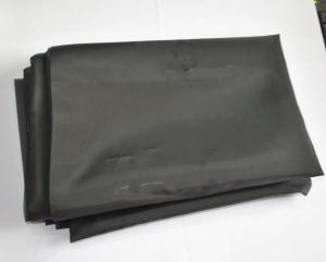 Quality 40 Micron Wire Cloth Black Polyester Filter Mesh Screen For Ear Speaker for sale
