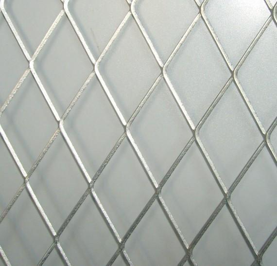 galvanised expanded metal wire mesh fence plastic coated 0.5mm - 8mm ...