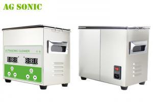 China Digital Ultrasonic Printhead Cleaner 3.2L Bath Washer Parts Lab Instrument Tanks Circuit Board Injectors on sale