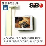 PC del panel de RS232 RS485 GPIO POE para HMI