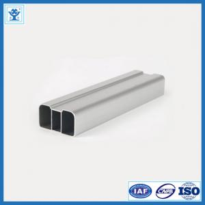 China Extruded Aluminum Profile for Ladder on sale