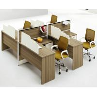 China Simple Office Furniture Partitions , Meeting Room Computer Workstation Furniture on sale