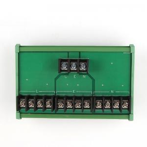 Strange 1 In 4 Out Power Source Wiring Distribution Splitter Terminal Blocks Wiring Digital Resources Timewpwclawcorpcom