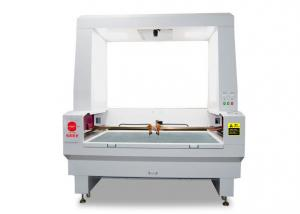 China Leather Laser Cutting And Engraving Machine 300W With Camera / Projection Location on sale