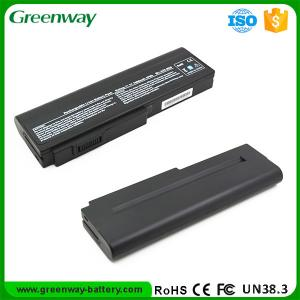China Greenway laptop battery replacement  A32-M50 A33-M50 for ASUS G50 V50V M50 M50V M50Q series on sale