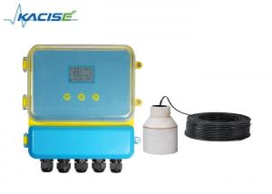 China RS485 Split Type Ultrasonic Fluid Level Meter High Accuracy For Water Treatment on sale