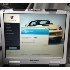 China PIWIS 2 Auto Porsche PIWIS Tester II Piwis 2 Software Lifelong Unlock Version on sale