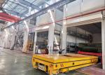Transport equipments for Millitary Tank Paint line with Electric Trolley Industry Paint Room