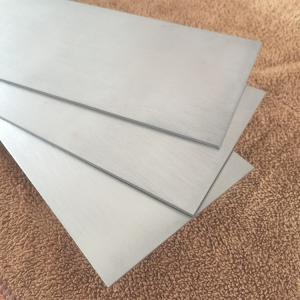 China Silvery White Color Grade 5 Titanium Sheet Metal For Oil Drilling Equipments on sale