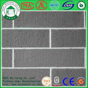 China Natural Soft Ceramic Flexible Waterproof Exterior Wall Tile For Decoration on sale