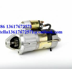 China FG Wilson Starter Motor 10000-17681 For FG Wilson Generator Sets Spare Parts on sale