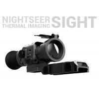 Al Housing Thermal Imaging Sight Joystick Operated 0.43 MOA Adjustment Precision Type