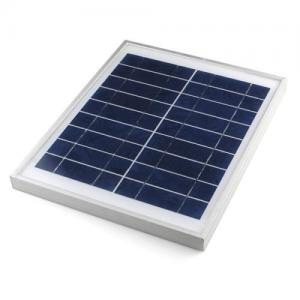 China High Transmittance Polycrystalline Solar Panel Excellent Weathering Resistance on sale