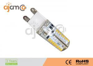 China AC85 - 265V G9 LED Light Bulb No Flickering For Indoor Decoration on sale