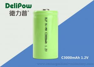 China C3000mAh NIMH Rechargeable Battery For Power Tools / Emergency Light on sale