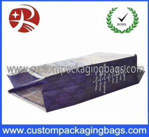 China Biodegradable Custom Plastic Food Packaging Bags , Keep Food Fragrance on sale