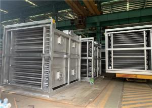 China Economizer Module With Soft Water Preheater For Korea Waste Heat Boiler With ASME And KEA on sale
