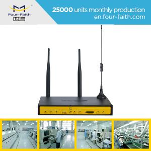 China F3434S car wifi 3g advertisment router for public network m on sale