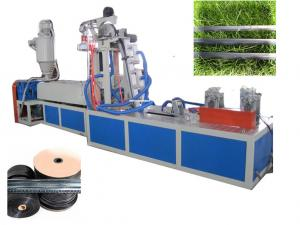 China Labyrinth Type Drip Irrigation Pipe Production Line Light Weight For Crops Irrigation on sale