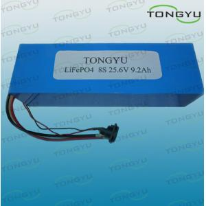 China 26650 8S4P E-Bike Lithium-Ion Battery Pack 25.6V 9.2AH For Electric Skateboards, LEV on sale