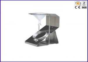 China 500ML Fabric Spray Rating Tester , ISO 4920 AATCC 22 Laboratory Textile Testing Machines on sale