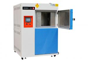 China Lab Thermal Shock Test Machine Air To Air 3 Zone Thermal Testing of Electronics on sale