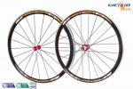 "China Road Bike 700c 38mm Aluminum Bicycle Wheels AA6063 T5 Customized Size 12"" to 22"" wholesale"
