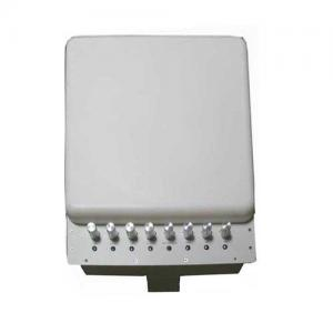 China Adjustable 3G 4G Wimax Mobile Phone WiFi Signal Jammer with Bulit-in Directional Antenna on sale