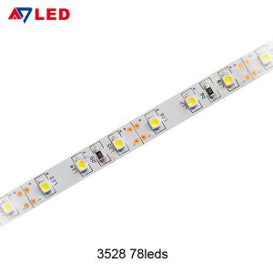 China Adled light high quality rope light 12v 24v smd 3528 led flexible strip with UL CE ROHS on sale