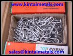 Galvanized fencing staples/U nails/galvanized wire fasteners