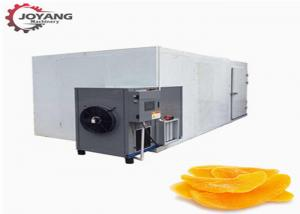 China High Capacity Mangifera Indica Hot Air Drying Machine JY8P Model on sale