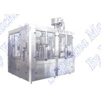 High Efficient Automatic Pure Mineral Water Filling Machine With Festo Pneumatic Parts