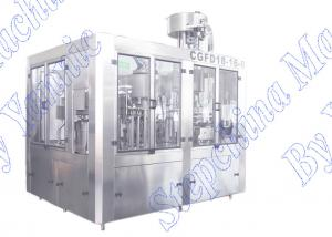 China High Efficient Automatic Pure Mineral Water Filling Machine With Festo Pneumatic Parts on sale