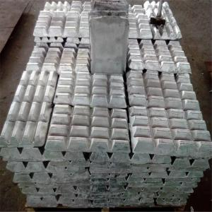 China Aluminium master alloy , Al Zr alloy Alzr Promote deformation supplier