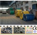 Thin Cold Rolled Stainless Steel Coils Polishing JIS / GB For Dinner Set