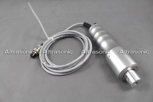 China Riveting Embossing Ultrasonic Spot Welding Machine Automotive Interior Plastic Parts on sale