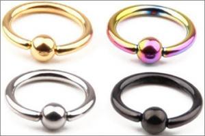 China Ball Closure Ring on sale
