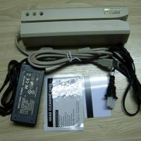 EMV Magnetic Strip Card Reader Writer For MagStripe Credit Card With Software MSR609