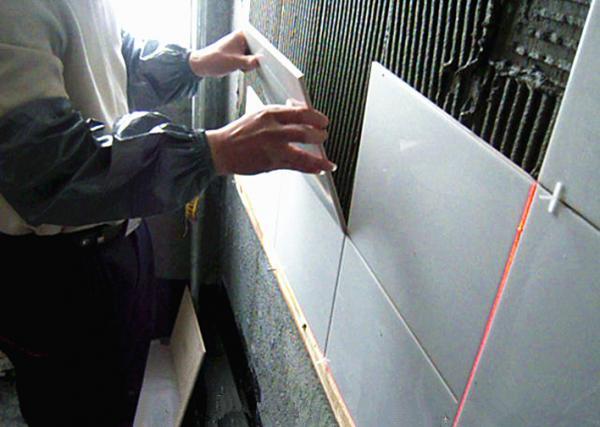 Beige Marble Vinyl Floor Tile Adhesive Stone Glue For Bonding