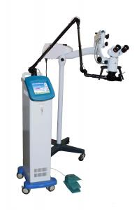 China Ultra pulse medical CO2 laser surgical system for ENT can equip mircoscope on sale