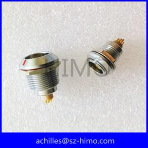 Quality high performance EGG.0B.302 2 PIN female lemo self-locking receptacle connector for sale