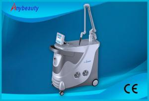 China dual 1064nm and 532nm Q-Switched Nd Yag Laser Equipment Skin Rejuvenation on sale